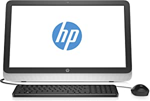 HP 23-r110 23-Inch All-in-One Desktop (Intel Pentium, 4 GB RAM, 1 TB HDD)