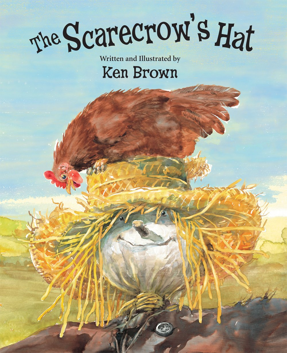 Image result for the scarecrows hat