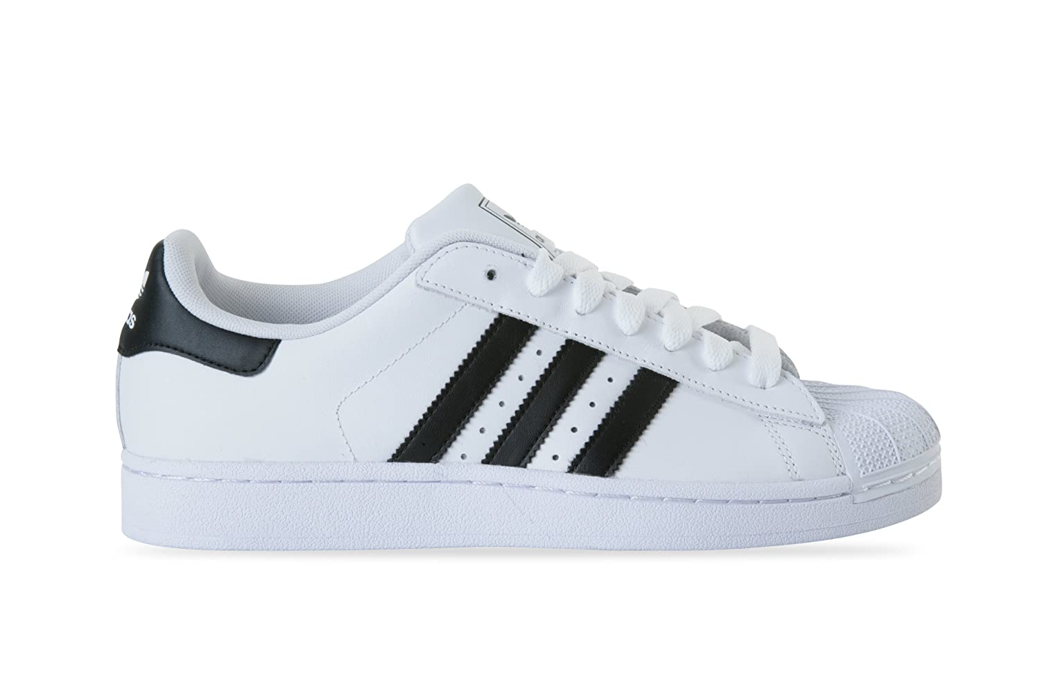 check out 3bfb5 e1532 Adidas Superstar II White/Black G17068 for Men