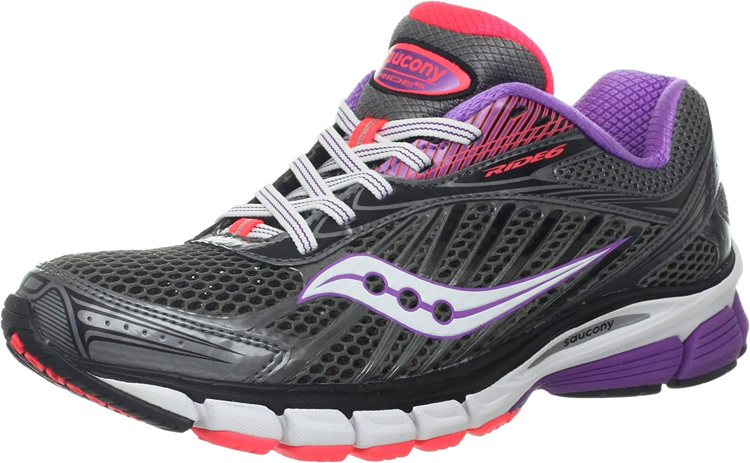 Saucony Women s Ride 6 Running Shoe
