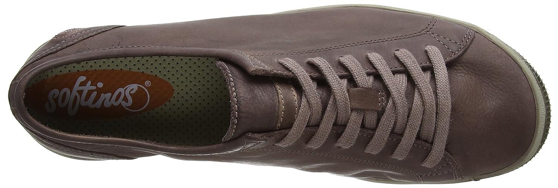 Softinos Damen Isla (Dk Sneaker Braun (Dk Isla Braun 570) c0b578