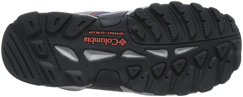 Columbia Youth North Plains Mid Waterproof Chaussures de Randonn/ée Basses Fille