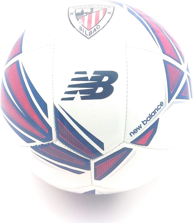 New Balance Balón de fútbol del Athletic Club Bilbao 2019-2020 ...