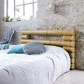 Tête De Lit Bambou Bedrest Design Asiatique Exotique