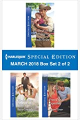Harlequin Special Edition March 2018 Box Set 2 of 2: The Sheriff's Nine-Month Surprise\The Best Man Takes a Bride\From Exes to Expecting Kindle Edition