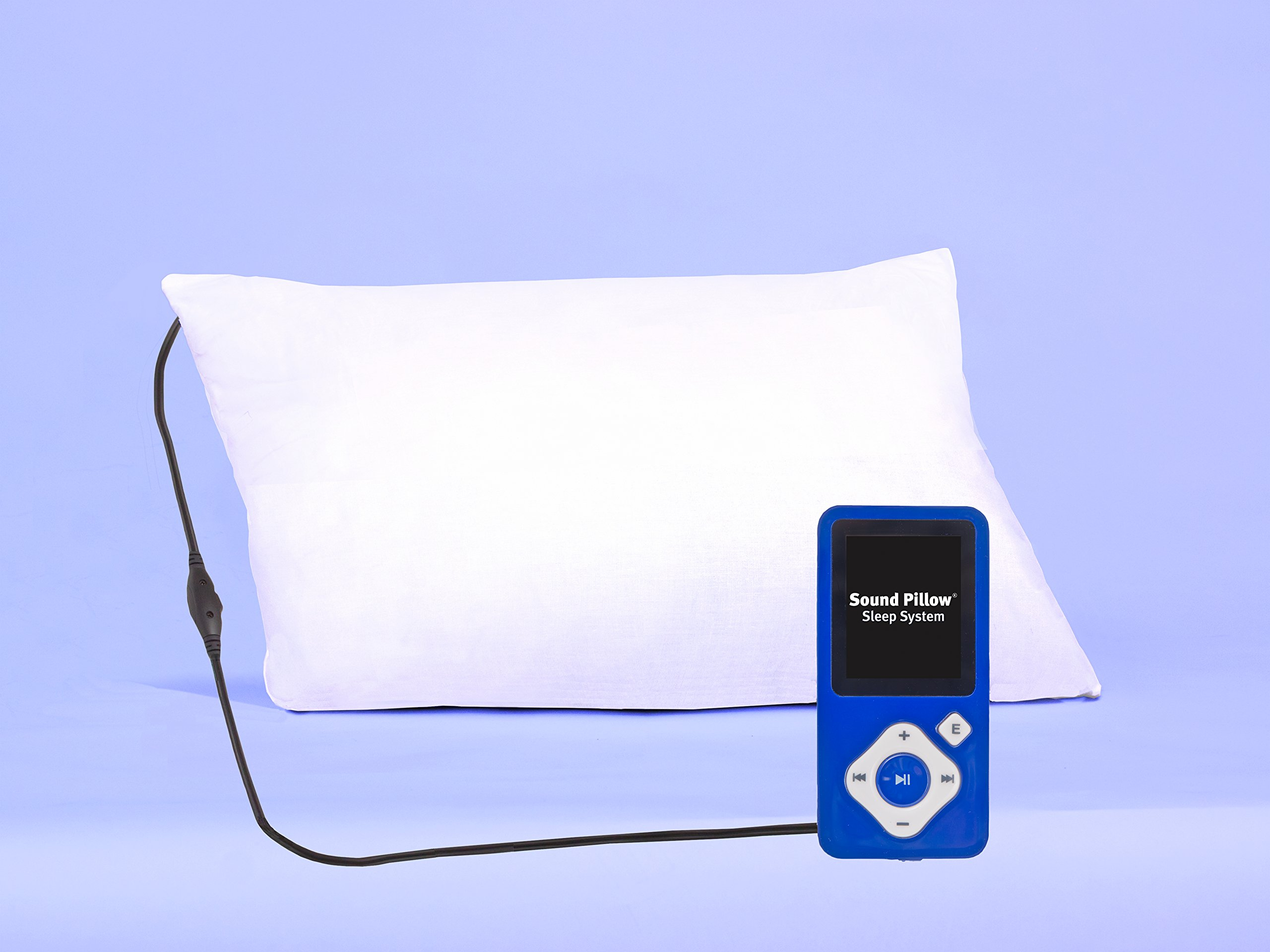 Travel Sleep System w/Travel Size Sound Pillow