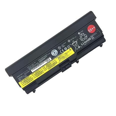 DJW 11 1V 94Wh 55++ Laptop Battery for Lenovo IBM ThinkPad SL410 SL410k  SL510 T410 T420 E420 T510 T510i T520 T520i W510 W520,Thinkpad E40 E50 E420