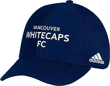 MLS Vancouver Whitecaps Hombres de la Marca Gorro de Malla – Gorra ...