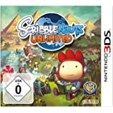 Scribblenauts Unlimited - [Nintendo 3DS]