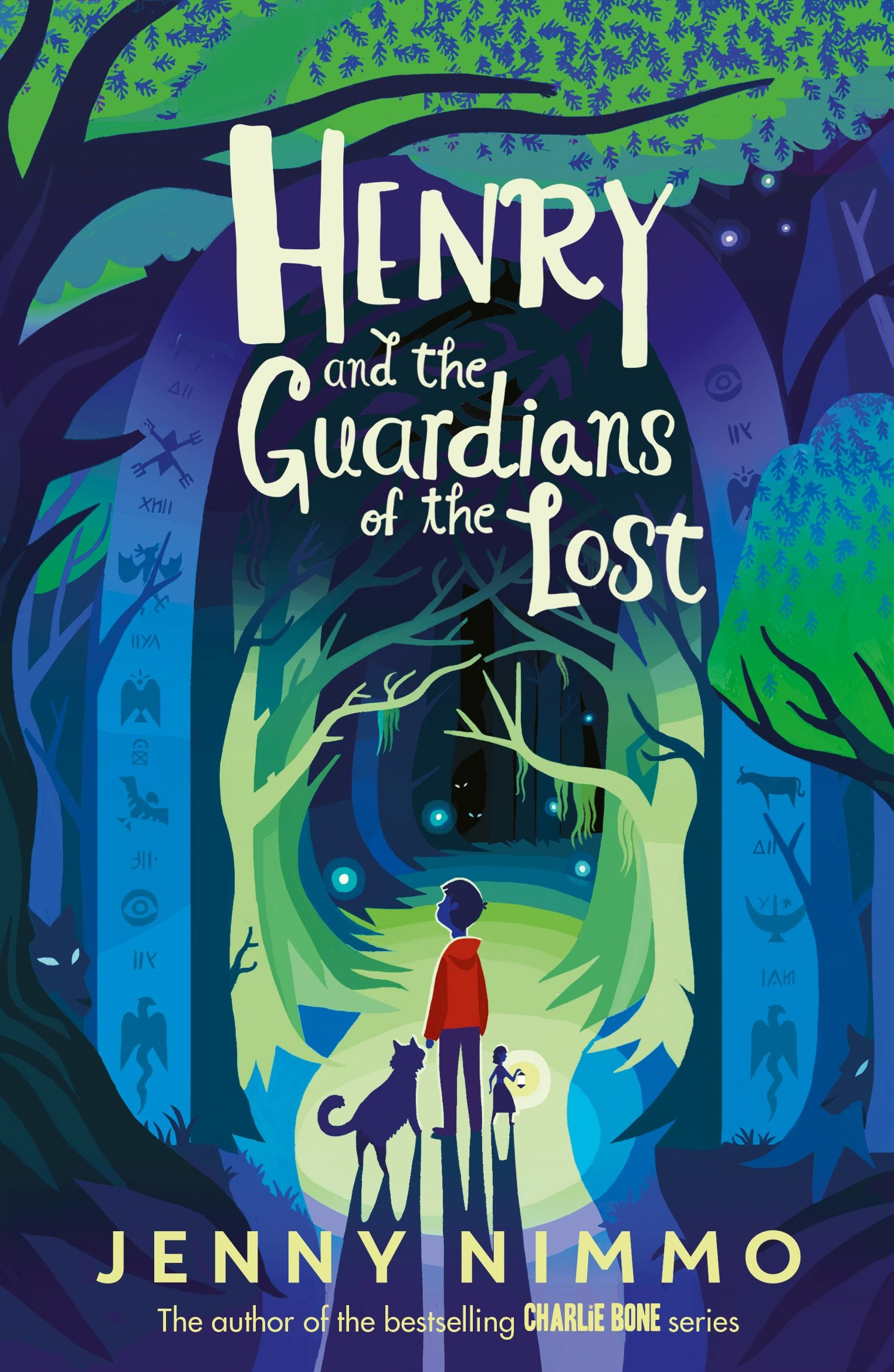 Henry And The Guardians Of The Lost: Jenny Nimmo: 9781405280877:  Amazon: Books