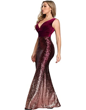 Womens Amazon Gown Dresses