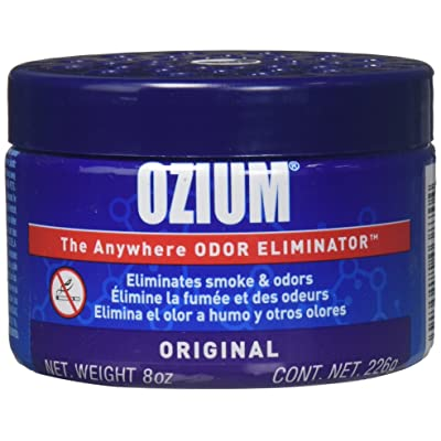 Ozium 806326 Large Gel 8Oz Smoke & Odors Eliminator: Automotive