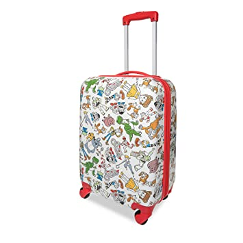 c95a59c8c1ed Disney Toy Story 4 Rolling Luggage - Small Multi