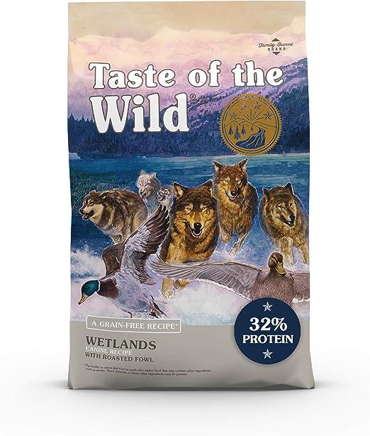 Taste of the Wild Wetlands Grain-Free Kibble