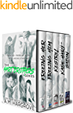 The Hart Brothers Series Box Set (Including the bonus book Sabin: A Seven Novel): Freeing Her, Freeing Him, Kestrel, The Fall and Rise of Kade Hart, Sabin: A Seven Novel