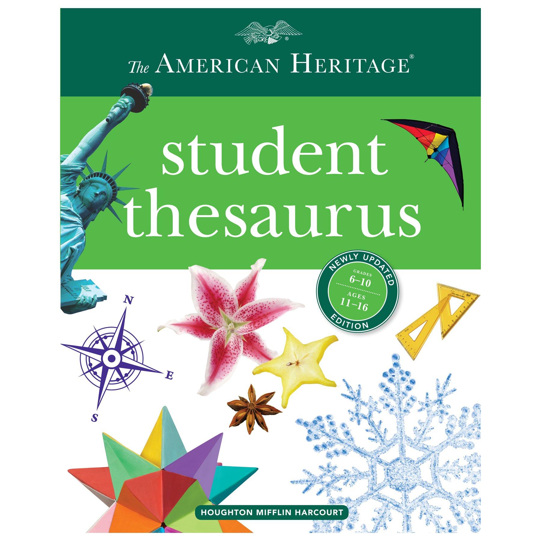 The american heritage student thesaurus paul hellweg joyce lebaron the american heritage student thesaurus paul hellweg joyce lebaron susannah lebaron 0046442016025 amazon books m4hsunfo