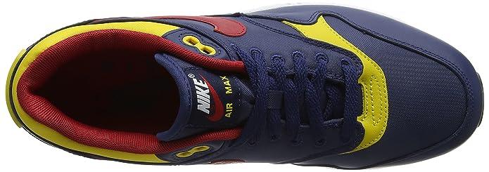 competitive price 26675 acef4 NIKE Air Max 1 Premium, Chaussures de Gymnastique Homme: Amazon.fr:  Chaussures et Sacs
