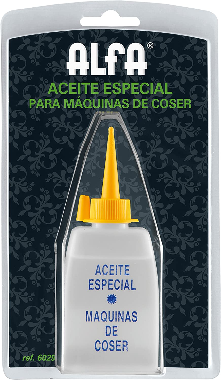 Alfa A018920100-Frasco de Aceite 100 ml