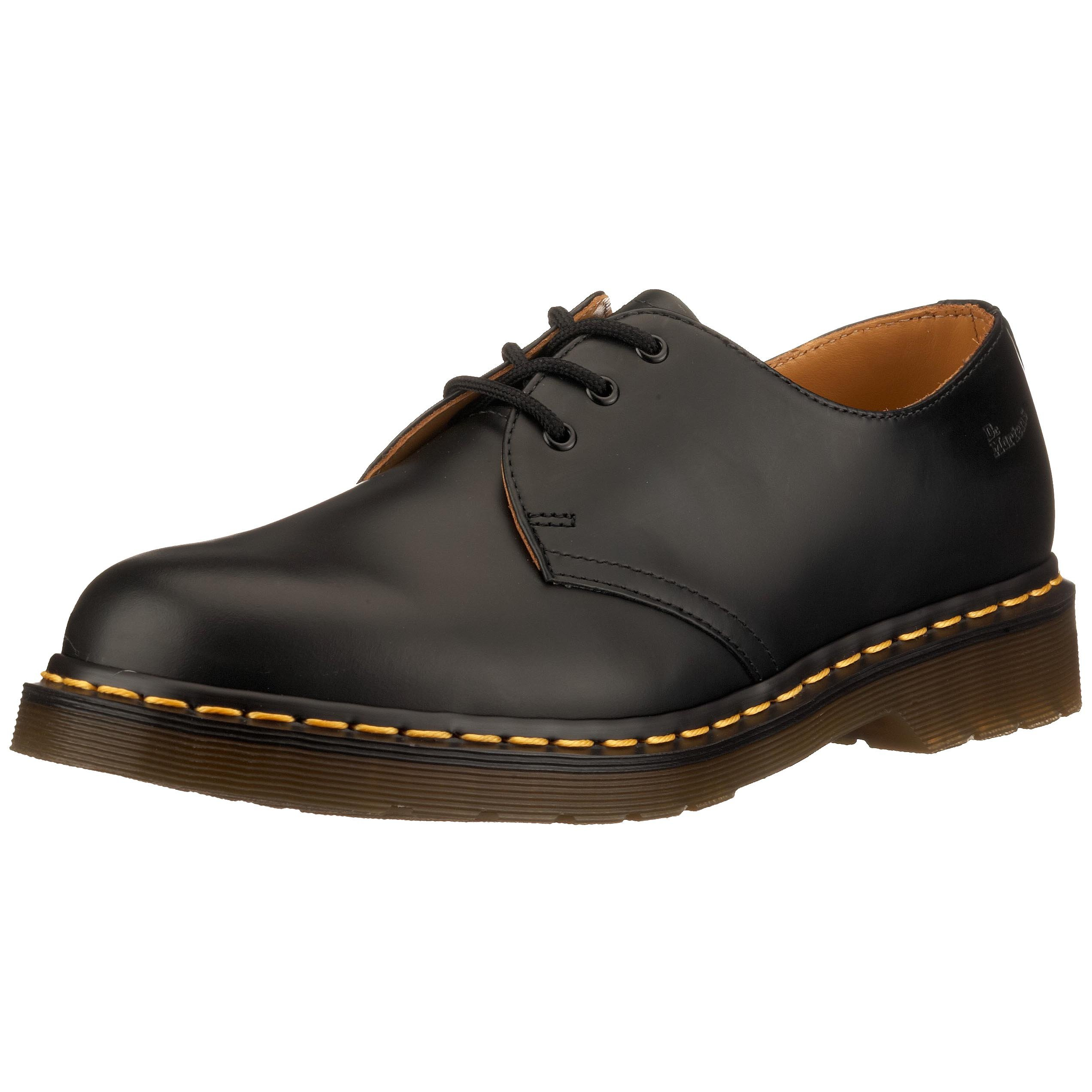 Dr. Martens Women's 1461 Lace Up,Black,7 UK (US Women's 9 M)