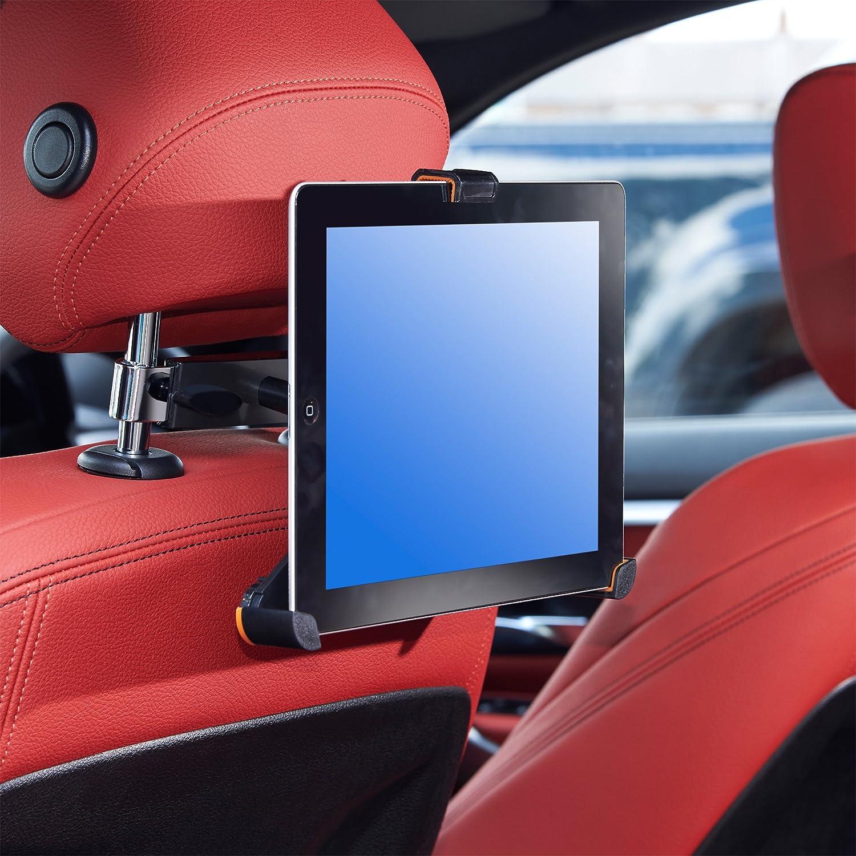 Vonhaus Support pour appuie-t/ête de voiture compatible avec les tablettes iPad Android Nexus Kindle Smartphone Galaxy Note