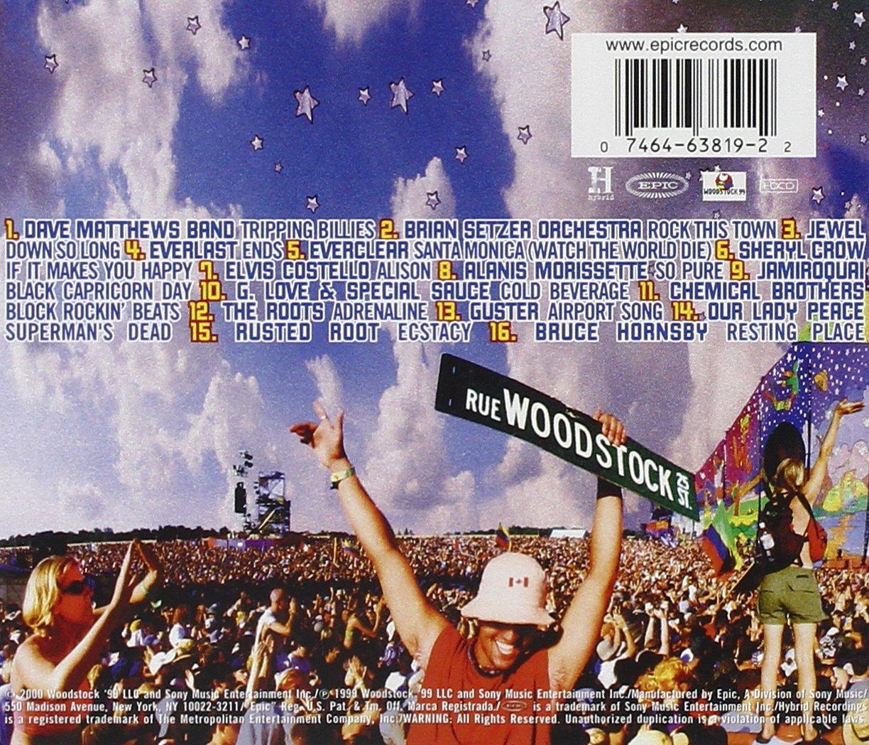 Woodstock 99 Vol. 2 - Blue Album