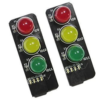 699f50547c8 Pi Traffic Light for the Raspberry Pi (2 pack)  Amazon.in  Computers    Accessories