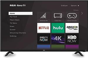 RCA RTRU5028 Roku Smart LED HD TV (4K, 50-Inch)