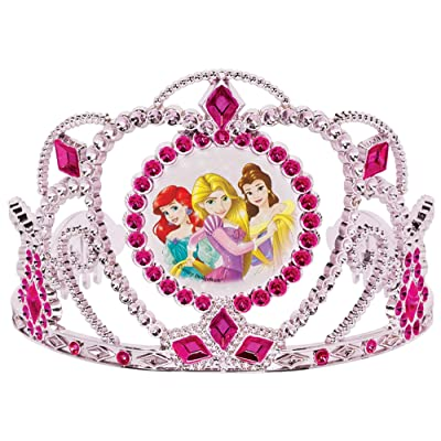 Electroplated Tiara | Disney Princess Dream Big Collection | Party Accessory: Toys & Games