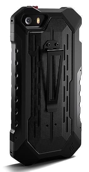 best service 35654 72023 Element Case Black Ops Mil-Spec Drop Tested Case for Apple iPhone SE -  Black (EMT-322-134DY-01)