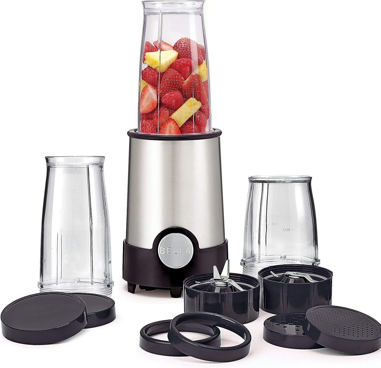 Liquidificador Individual Blender Shake Bella 20 Pçs- 127 V