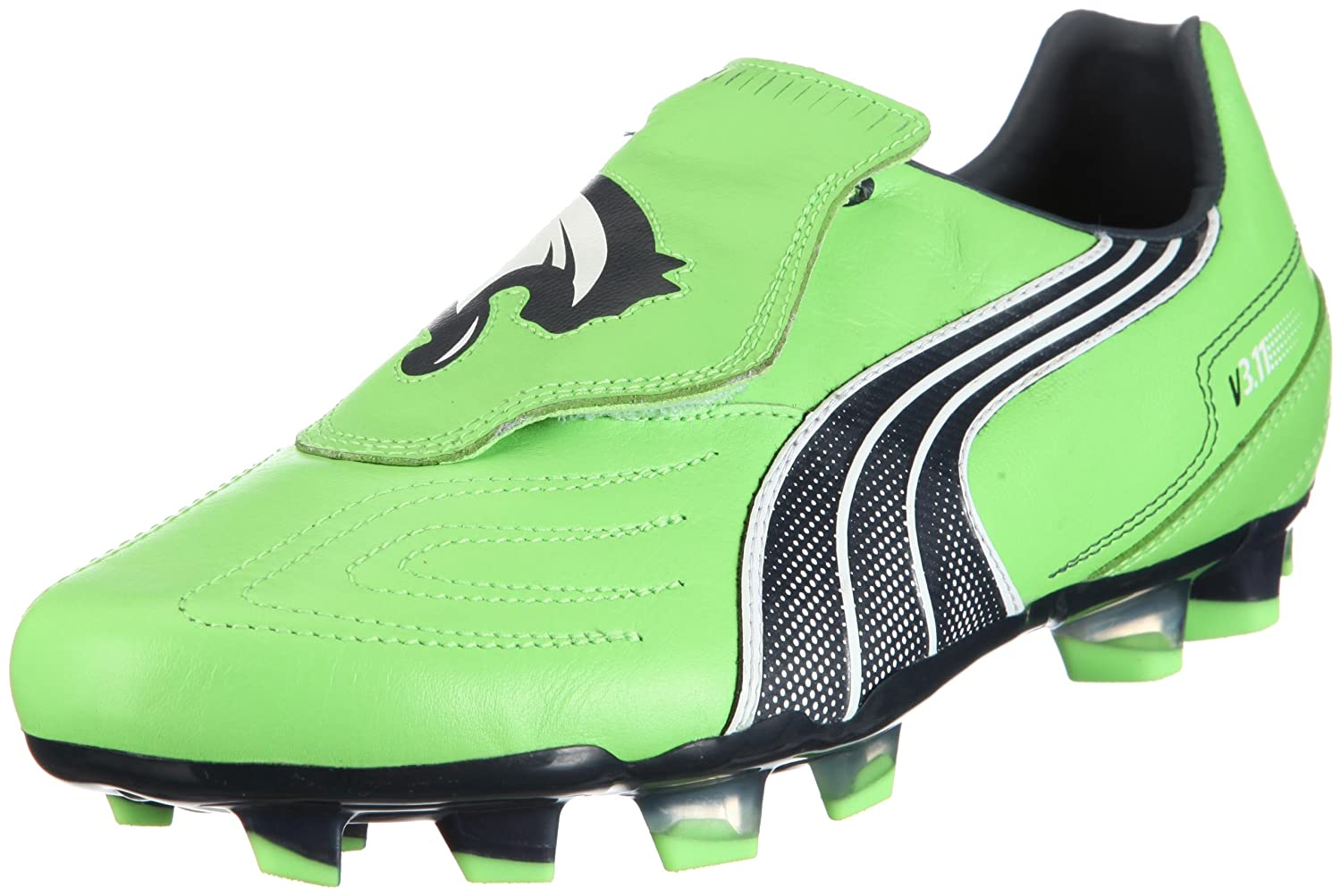les ventes chaudes 571ce bcac2 PUMA V3.11 i FG Mens Leather Soccer Boots/Cleats