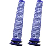 2 x Washable Pre Motor Filter for Dyson V6 V8 Animal Cordless Vacuum DC58 DC59