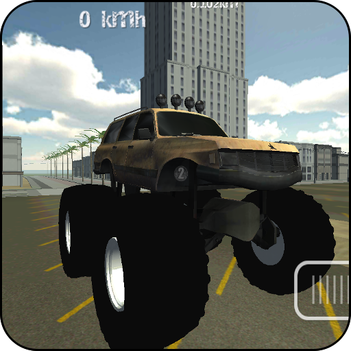 Wheels Hot Games - Monster Truck Driver 3D