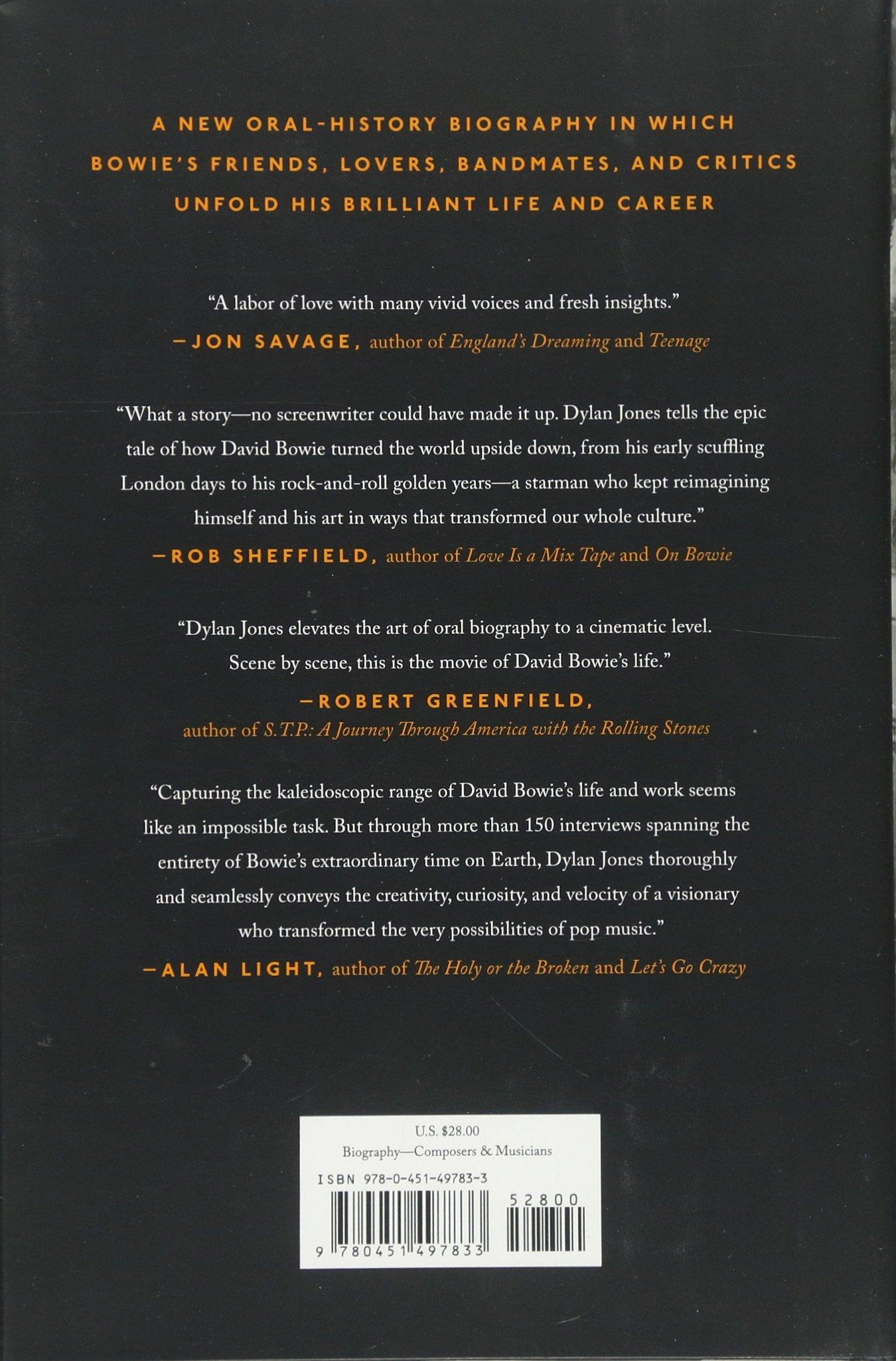 David Bowie: Amazon.es: Jones Dylan: Libros en idiomas ...