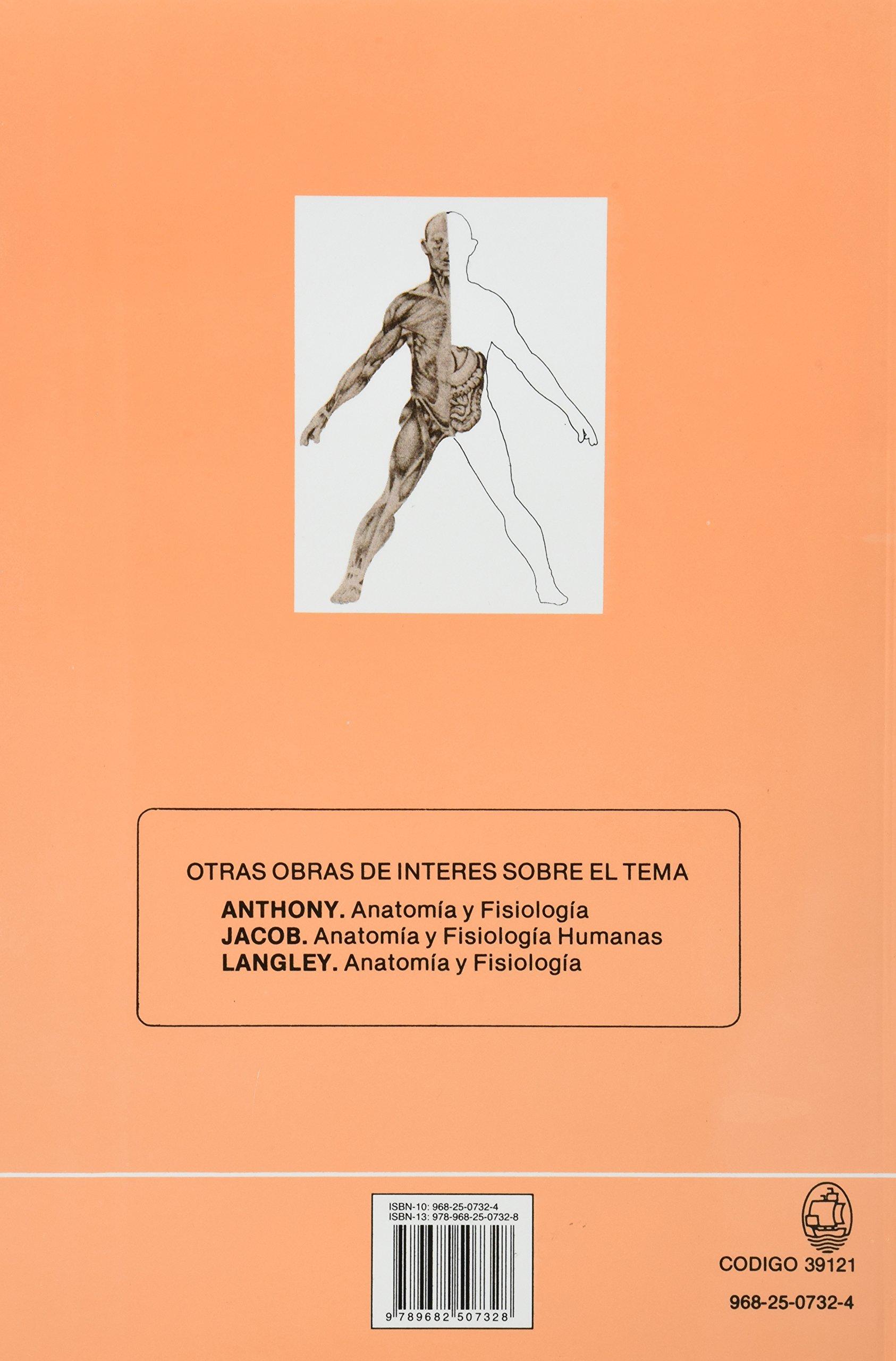 Anatomia Y Fisiologia Humana 3/E: Charlote Dienhart: Amazon.com.mx ...