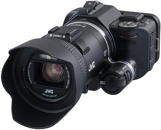"19 opinioni per JVC GC-PX100BEU Videocamera Full HD, Sensore CMOS Retroilluminato da 1/2,3"" 12M,"