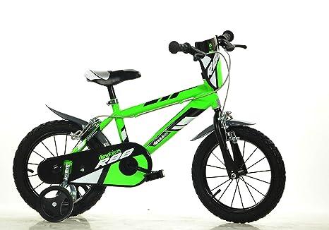 DINO SPORT BIKE 416U 16 pulgadas, Bicicleta de niño, Kidsbike ...