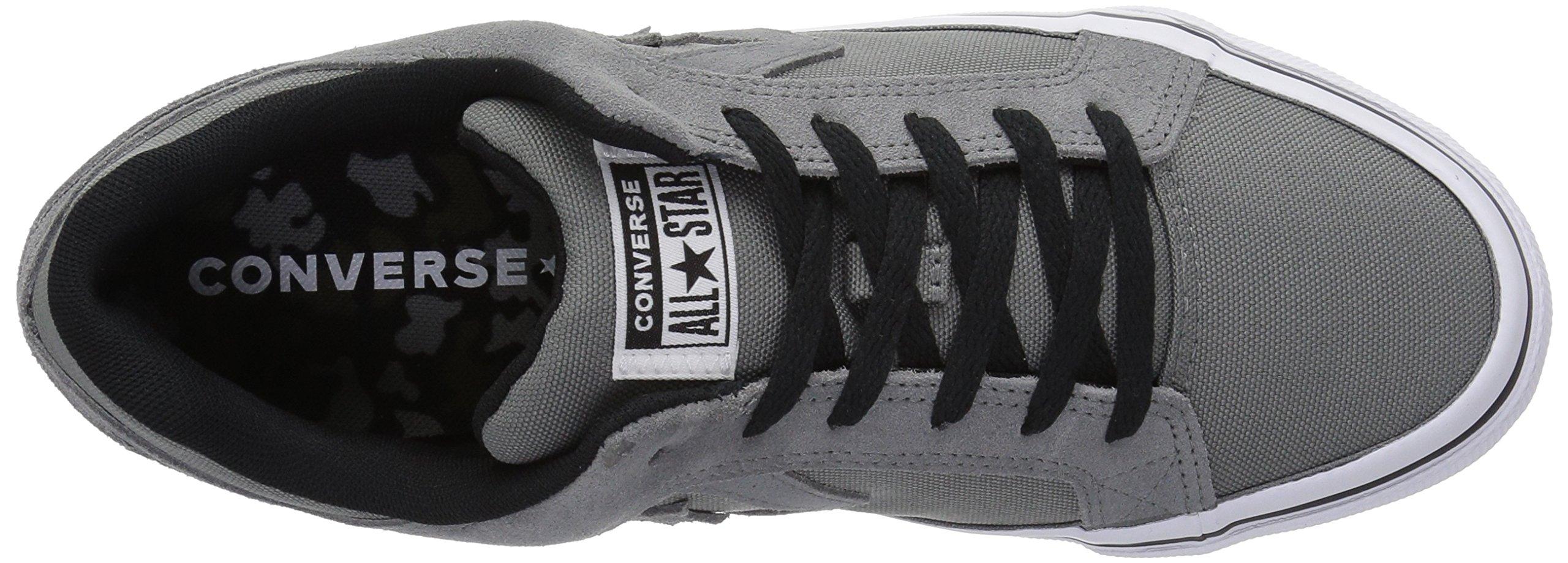 Converse EL Distrito Canvas Low Top Sneaker, Mason/White/Black, 12 M US by Converse (Image #7)