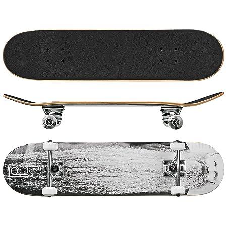 Roller Derby Rd Deluxe Series Skateboard The Beard, Multi, 31 x 8