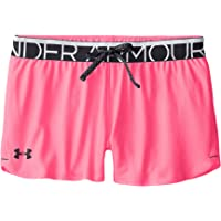 Under Armour Play Up cortos para niña