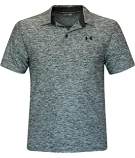 Under Armour Elevated Heather Polo Tee - Mens