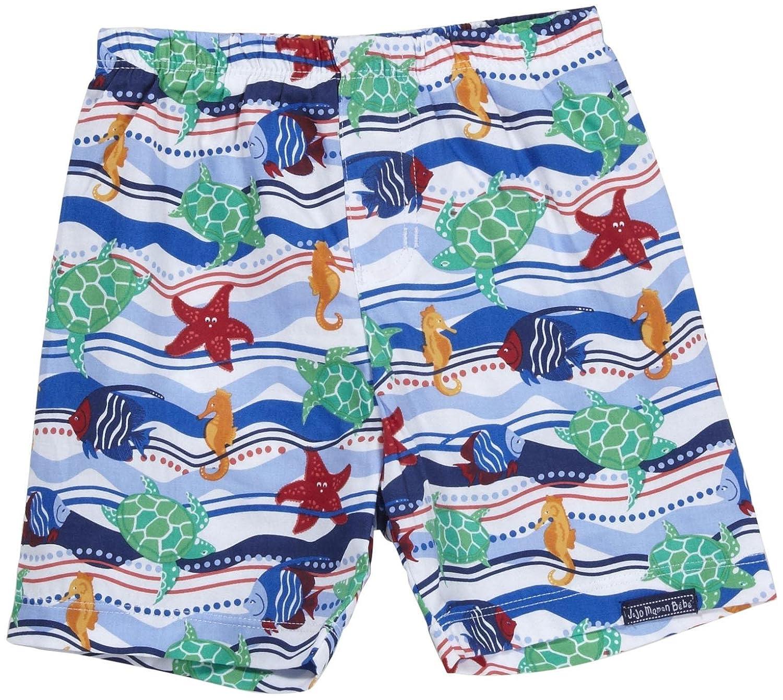 出産祝い JoJo Maman B00LEROS9W Bébé Months HAT ベビーボーイズ 3 - 6 - Months Under the Sea B00LEROS9W, レブンチョウ:8820667d --- 4x4.lt