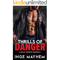 Thrills of Danger (Wild Hearts Book 2) book cover