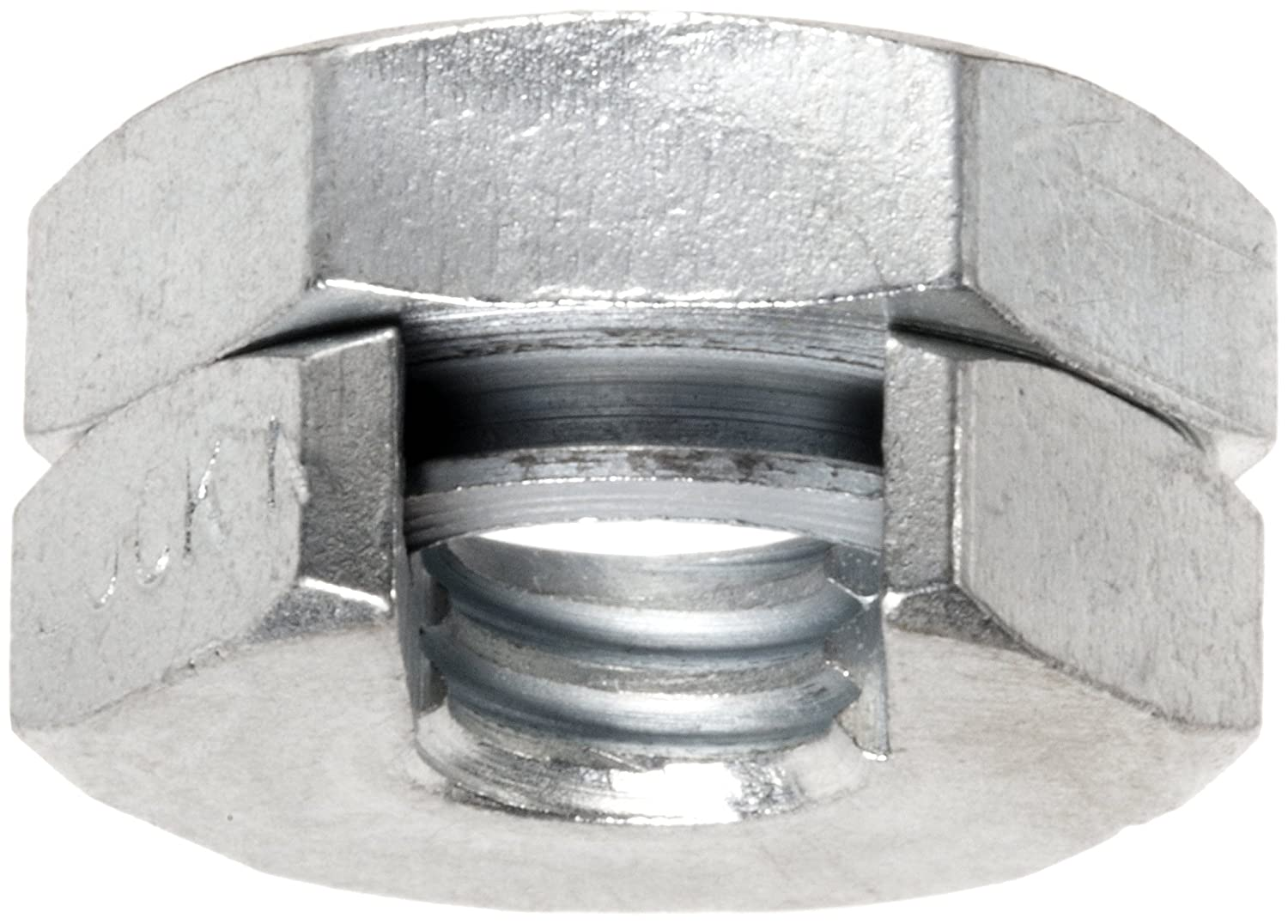 Steel Lock Nut Pack of 25 Small Parts B000FMYF4U 1//2-13 1//2-13 Pack of 25
