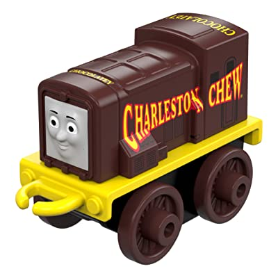 Thomas the Train Minis Single Pack, Charleston Chew Diesel: Toys & Games