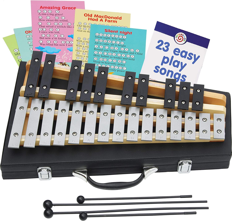A à z métal xylophone 3 ans et up