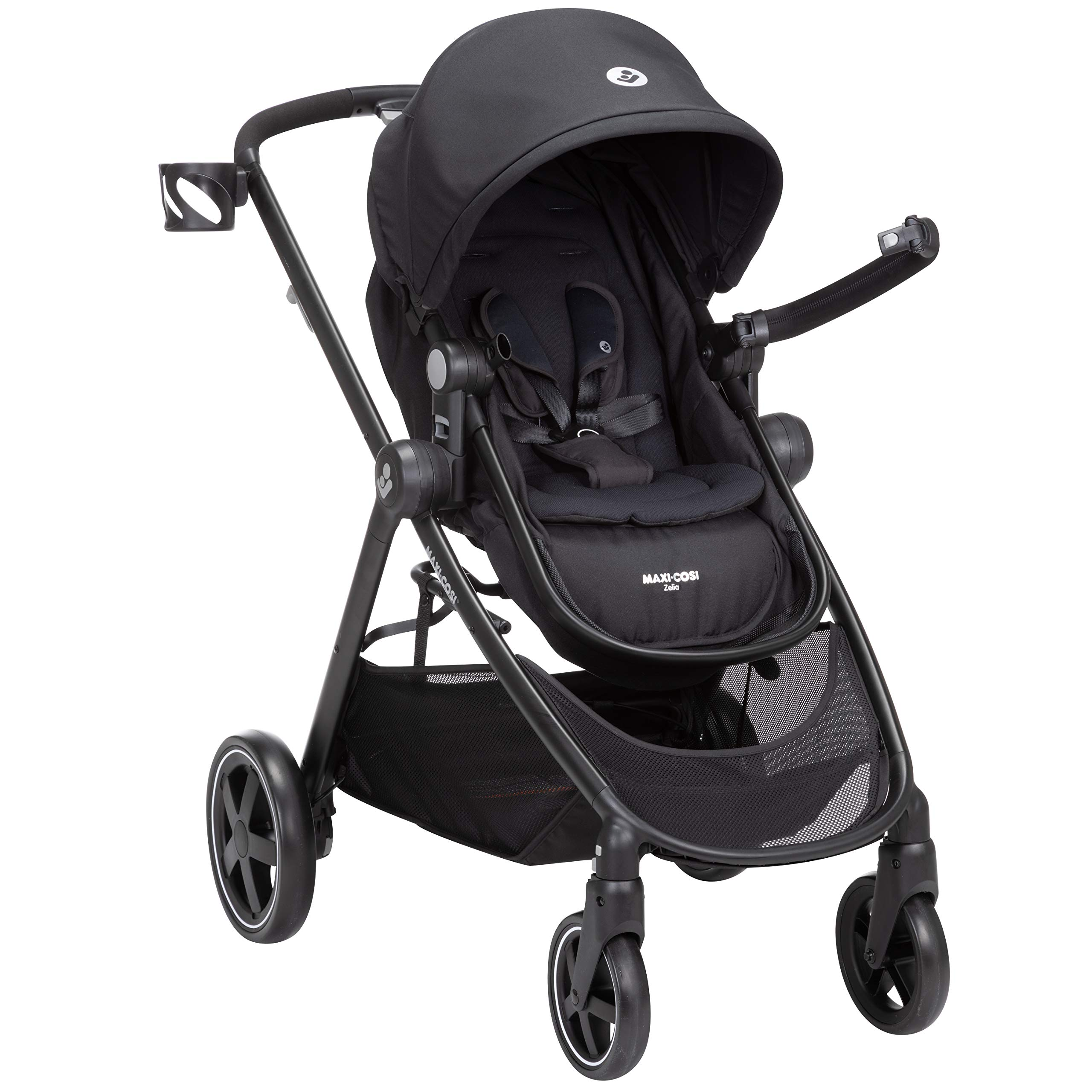 Maxi-Cosi Zelia Stroller, Night Black, One Size by Maxi-Cosi (Image #11)