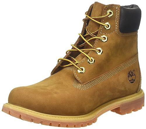 TIMBERLAND 6 inch Premium Stiefel für Damen Braun