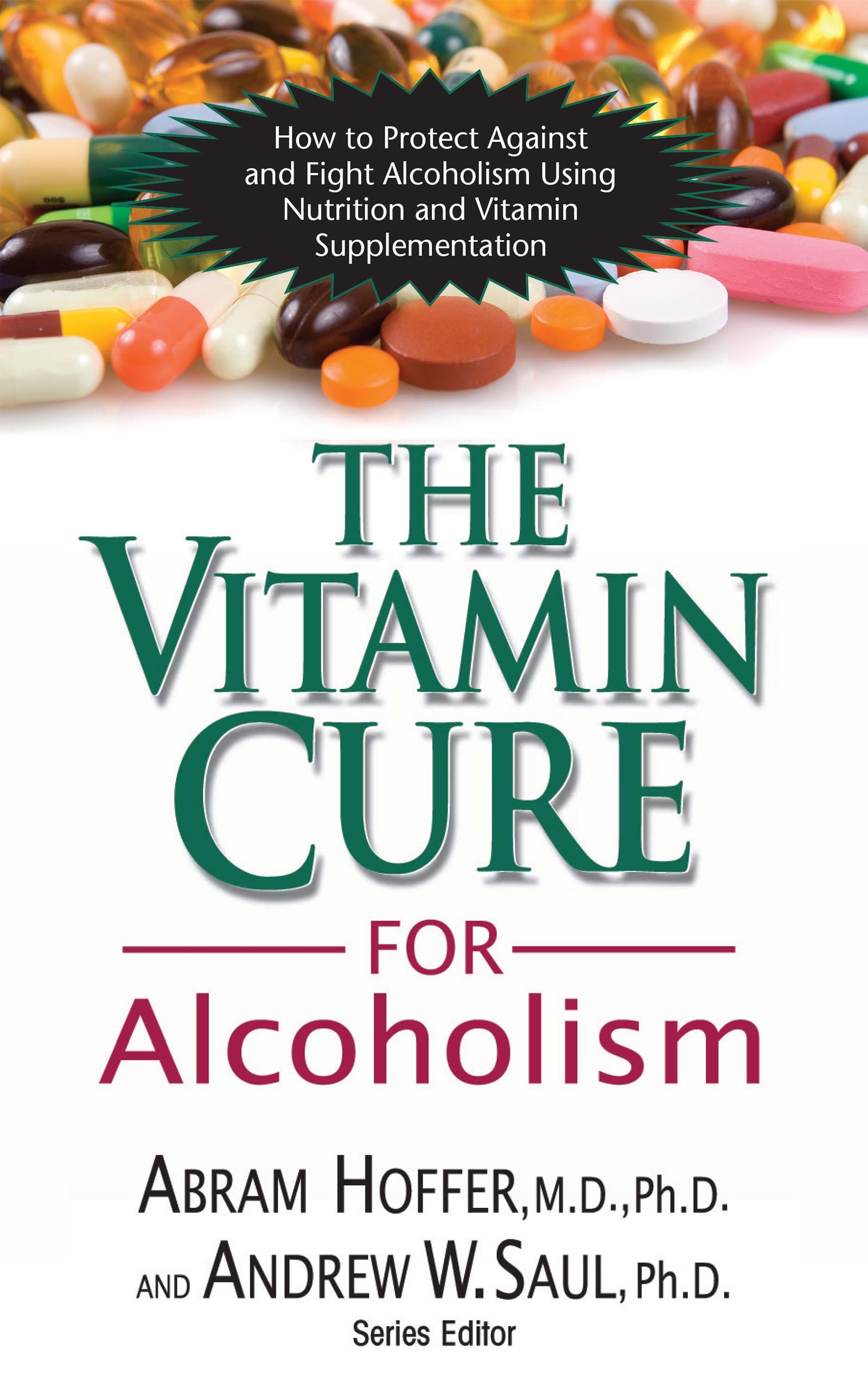 Vitamin Cure Alcoholism Orthomolecular Addictions product image