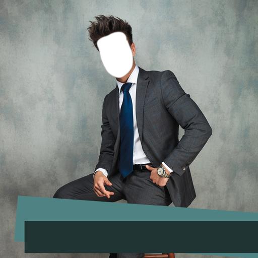 Stylish Man Suit Photo ()